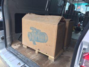 thùng máy bơm nước matra