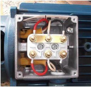 hộp cực bên trong của máy bơm nhập khẩu