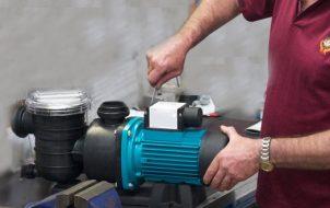 Khắc phục sửa chữa máy bơm nước
