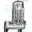 Cấu tạo máy bơm nước thải tsurumi PU Nhật bản thân inox