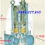 Cấu tạo ,Thiết kế máy bơm tsurumi Nhật bản chất lượng hàng đầu
