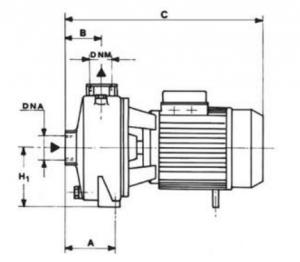 Cấu tạo máy bơm MB Matra