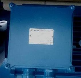 nắp hộp cực bơm matra 15-37kW