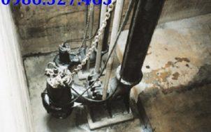 Máy bơm tsurumi trong hệ thống